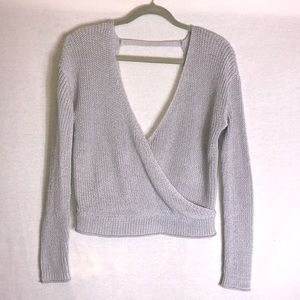Knitted Sweater Top Forever 21